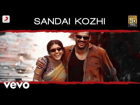 Download Aayitha Ezhuthu - Sandai Kozhi Tamil Lyric Video | A.R. Rahman HD Video
