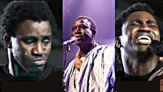 Grand Théâtre | Wally B. Seck chante Mbarodi et fonds presque en larmes sur scène | Mbarodi live
