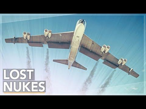 美軍軍機是如何不小心把炸彈丟在美國本土的