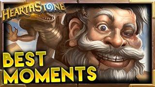 Best Moments 81 | Hearthstone Gadgetzan