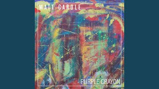 Kadr z teledysku Purple Crayon tekst piosenki Matt Cardle