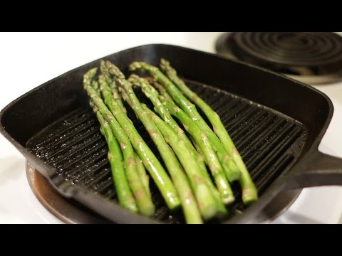 Video How to Cook Asparagus - Easy Video Recipe