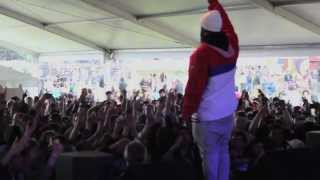 ASAP Ferg - WORK live at Soundset 2013 (crowd goes NUTS)