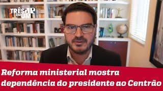Rodrigo Constantino: Bolsonaro precisa garantir governabilidade e se blindar contra impeachment