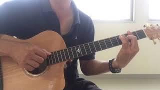 "Video thumbnail of ""Lei Ho'oheno cover guitar"""