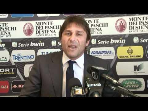 Antonio Conte , lo sfogo