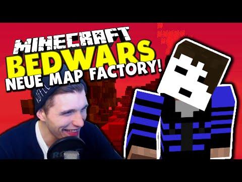 NEUE MAP FACTORY & GLP DIE MASCHINE! ✪ Minecraft Bedwars Woche Tag 88 mit GermanLetsPlay