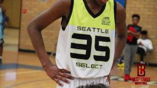 Hoopsource Adidas President's Day TOC - Play of the Day!