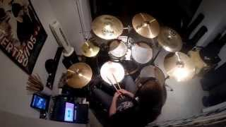 Fair to Midland - Amarillo sleeps on my pillow (drums cover)