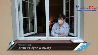 COVID-19. Życie w izolatorium