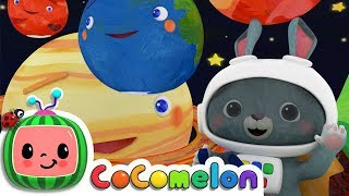 Planet Song | Cocomelon (ABCkidTV) Nursery Rhymes & Kids Songs