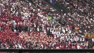 【甲子園応援歌・あまちゃん】日南学園 応援チアリーダー2014夏の甲子園