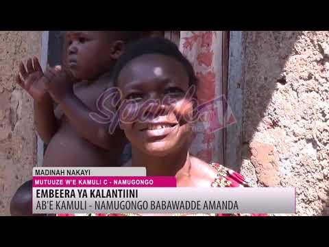 Ab'e Kamuli-Namugungo babawadde amanda