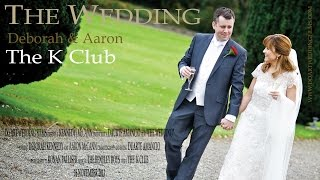 Wedding at The K Club, Straffan