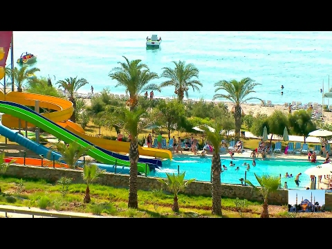 Супер отель Long Beach Resort Hotel & Spa Deluxe 5*! Турция, Аланья