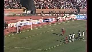 Maroc Vs Côte d'Ivoire (1987) : éliminatoires des jeux olympiques de Séoul - 1er but du Maroc