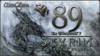 Прохождение TES V: Skyrim - Legendary Edition — #89: Снежный ящер