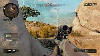 Call of Duty: Black Ops 4 Blackout -- Crawling to victory