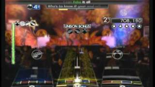 Fake It - Seether - Rock Band 2 - Expert Full Band