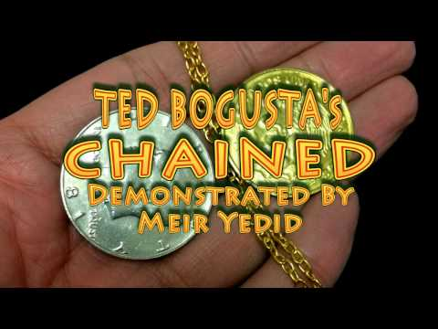Chained Release 7 by Ted Bogusta