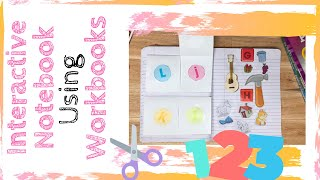 Making Interactive Notebooks Using Workbooks | Homeschool