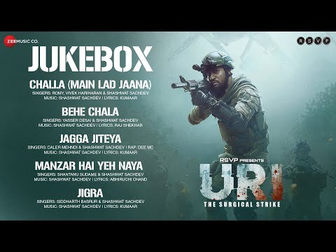 URI - The Surgical Strike | Audio Jukebox | Vicky
