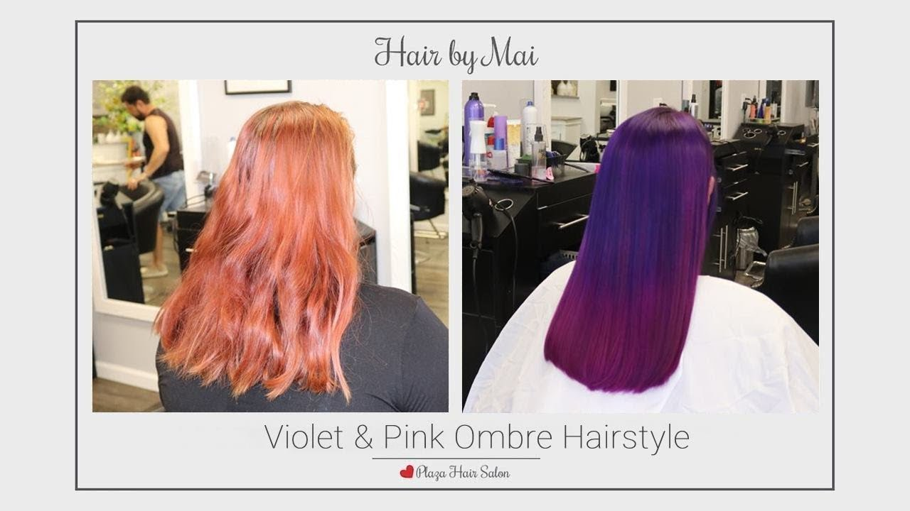 20 Luscious Pink Ombre Hairstyles | 720x1280