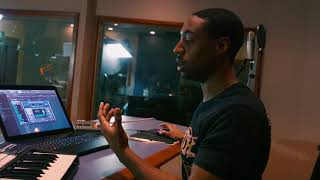 How to Make Trap Beats in a Big Studio with Real Musicians
