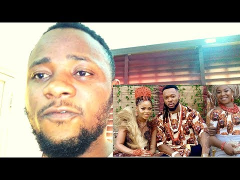 Congrats! Flavour And Chidinma Ekile Finally Getting Married