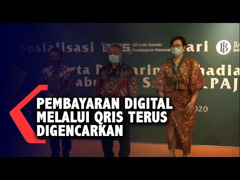 bi dorong digitalisasi pembayaran melalui qris