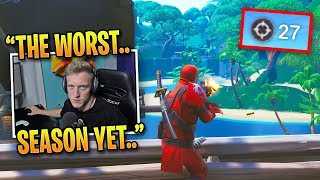 Tfue Speaks TRUTH on Season 8 Then DOMINATES...