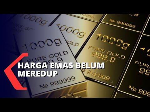 harga emas belum meredup dampaknya ke cadangan devisa indonesia
