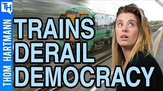 Will Compressed Gas Trains Take Greed Off Track? (w/ Bradley Marshall)