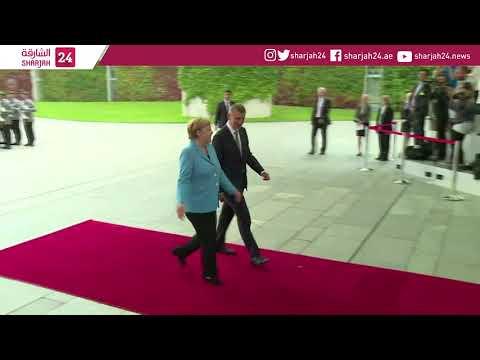 """Trestně stíhaného premiéra Andreje Babiše vítali v Německu se všemi """"státnickými"""" poctami"""