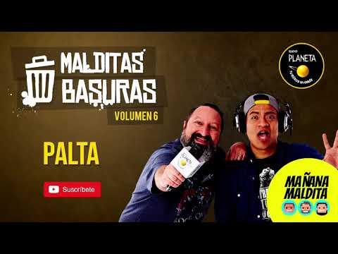 'Palta' - Parodia de 'Calma' - Malditas Basuras   V6T01