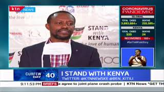 Standard Group PLC donates food to less fortunate Kenyans