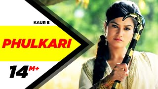 Phulkari | Desi Robinhood | Kaur B | Full Music Video 2015
