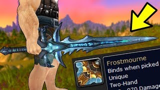 10 RAREST ITEMS in WoW That Are IMPOSSIBLE To Get