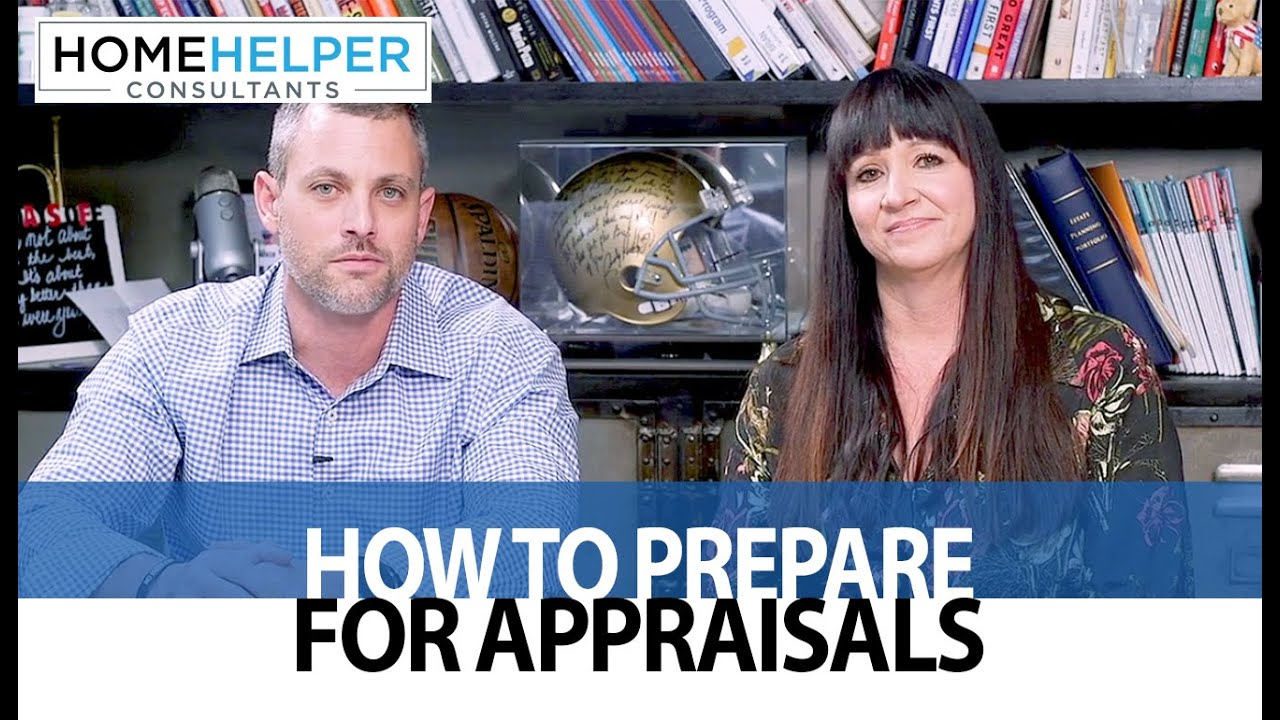 Preparing for Appraisals