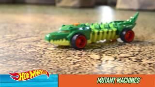 Hotwheels Mutant Machine