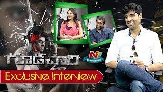 Goodachari Movie Team Exclusive Interview | Adivi Sesh | Madhu Shalini | NTV Entertainment