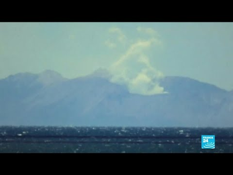 New Zealand police open investigation into volcano eruption on White Island