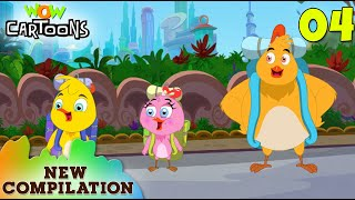 Eena Meena Deeka - Compilation 4   Funny Animation Videos   Wow Cartoons