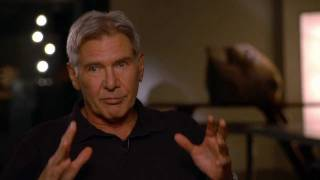 Harrison Ford 'Cowboys & Aliens' Interview