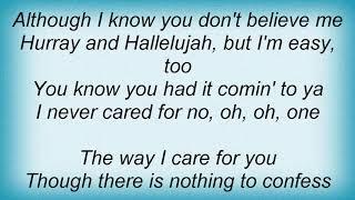 Tampa Red - Right Or Wrong Lyrics