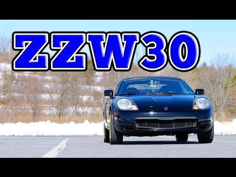 Regular Car Reviews: 2000 Toyota MR2 ZZW30