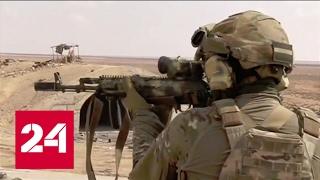 Пальмира: бойцы ССО ВС РФ не оставили террористам шанса