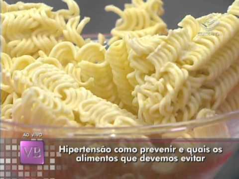 Tratamento da hipertensão com soro