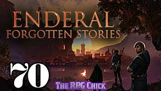 Let's Play Enderal - Forgotten Stories (Skyrim Mod - Blind), Part 70: Old Garagatha