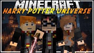 Harry Potter Oldum - Minecraft
